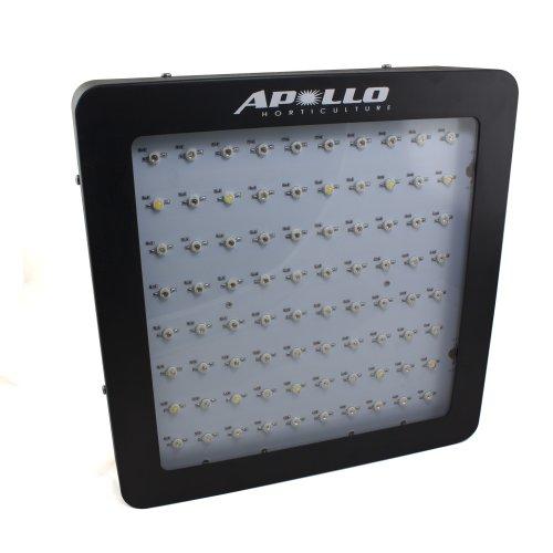 apollo horticulture gl80x5led full spectrum 400w led grow. Black Bedroom Furniture Sets. Home Design Ideas