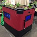 Genesis-G-12-Aquaponics-System-Complete-Kit-Includes-12-Sq-Ft-Grow-Bed-140-Gallon-Fish-Tank-Pre-Cut-Plumbing-Pumps-Clay-Pebbles-0